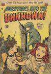 Cover for Adventures Into the Unknown (Export Publishing, 1950 ? series) #13