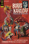 Cover for Boris Karloff Tales of Mystery (Western, 1963 series) #43 [15¢]
