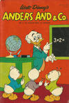 Cover for Anders And & Co. (Egmont, 1949 series) #3/1964