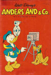 Cover for Anders And & Co. (Egmont, 1949 series) #6/1964
