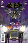 Cover for Beware the Batman (DC, 2013 series) #2