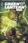 Cover for Green Lantern Saga (Urban Comics, 2012 series) #20