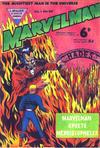 Cover for Marvelman (L. Miller & Son, 1954 series) #60