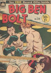 Cover for Big Ben Bolt (Yaffa / Page, 1964 ? series) #34