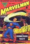 Cover for Marvelman (L. Miller & Son, 1954 series) #57