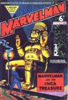 Cover for Marvelman (L. Miller & Son, 1954 series) #56
