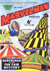 Cover for Marvelman (L. Miller & Son, 1954 series) #54
