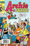 Cover for Archie & Friends (Archie, 1992 series) #44