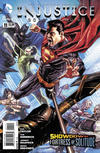 Cover for Injustice: Gods Among Us (DC, 2013 series) #11 [Direct Sales]