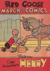 Cover Thumbnail for Boys' and Girls' March of Comics (1946 series) #58 [Red Goose variant]