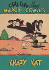 Cover Thumbnail for March of Comics (1946 series) #72 [Child Life Shoes variant]