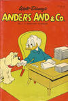 Cover for Anders And & Co. (Egmont, 1949 series) #11/1964