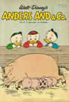 Cover for Anders And & Co. (Egmont, 1949 series) #18/1964