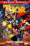 Cover for Marvel Héroes (Panini España, 2012 series) #48 - El Poderoso Thor de Walter Simonson, Volumen 1