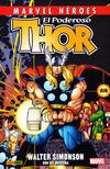Cover for Marvel Héroes (Panini España, 2012 series) #49 - El poderoso Thor de Walter Simonson, Volumen 2