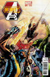 Cover for Mighty Avengers (Marvel, 2013 series) #1 [Bryan Hitch Variant]
