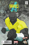 Cover for Mighty Avengers (Marvel, 2013 series) #1 [Limited CBLDF Variant by Jason Latour]