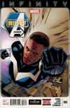 Cover for Mighty Avengers (Marvel, 2013 series) #3