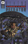 Cover for Aliens / Predator: The Deadliest of the Species (Dark Horse, 1993 series) #1 [Special Limited Edition]