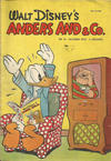 Cover for Anders And & Co. (Egmont, 1949 series) #10/1953