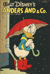 Cover for Anders And & Co. (Egmont, 1949 series) #1/1955