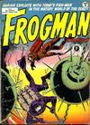 Cover for Frogman Comics (Thorpe & Porter, 1952 series) #2