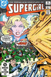 Cover for The Daring New Adventures of Supergirl (DC, 1982 series) #7 [Direct]