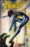 Cover for Uncanny Avengers (Marvel, 2012 series) #8 [Milo Manara variant]