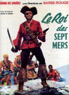 Cover for Barbe-Rouge (Dargaud, 1961 series) #2 - Le roi des sept mers [1968-10]