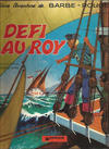 Cover Thumbnail for Barbe-Rouge (1961 series) #4 - Défi au Roy [1974-04]