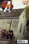 Cover for Mighty Avengers (Marvel, 2013 series) #3 [Salvador Larroca Eminem Variant]