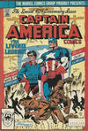 Cover for Captain America (Marvel, 1968 series) #255 [Audio variant]