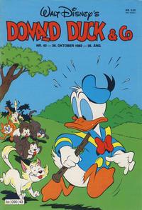 Cover Thumbnail for Donald Duck & Co (Hjemmet / Egmont, 1948 series) #43/1982