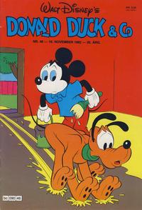 Cover Thumbnail for Donald Duck & Co (Hjemmet / Egmont, 1948 series) #46/1982