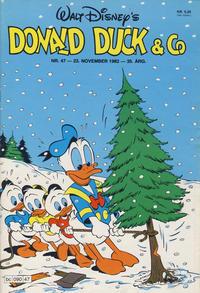 Cover Thumbnail for Donald Duck & Co (Hjemmet / Egmont, 1948 series) #47/1982