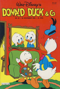 Cover Thumbnail for Donald Duck & Co (Hjemmet / Egmont, 1948 series) #48/1982