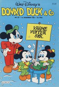 Cover Thumbnail for Donald Duck & Co (Hjemmet / Egmont, 1948 series) #50/1982