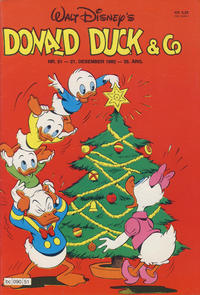 Cover Thumbnail for Donald Duck & Co (Hjemmet / Egmont, 1948 series) #51/1982