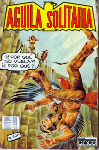 Cover Thumbnail for Aguila Solitaria (Editora Cinco, 1976 ? series) #320