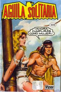 Cover Thumbnail for Aguila Solitaria (Editora Cinco, 1976 ? series) #499