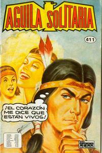 Cover Thumbnail for Aguila Solitaria (Editora Cinco, 1976 ? series) #411