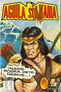 Cover Thumbnail for Aguila Solitaria (Editora Cinco, 1976 ? series) #421