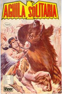 Cover Thumbnail for Aguila Solitaria (Editora Cinco, 1976 ? series) #520