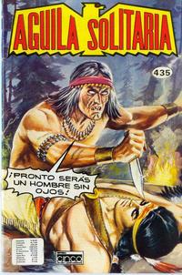 Cover Thumbnail for Aguila Solitaria (Editora Cinco, 1976 ? series) #435