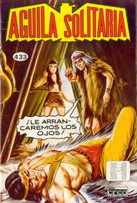 Cover Thumbnail for Aguila Solitaria (Editora Cinco, 1976 ? series) #433
