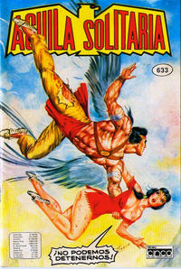 Cover Thumbnail for Aguila Solitaria (Editora Cinco, 1976 ? series) #633
