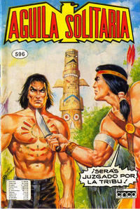 Cover Thumbnail for Aguila Solitaria (Editora Cinco, 1976 ? series) #596