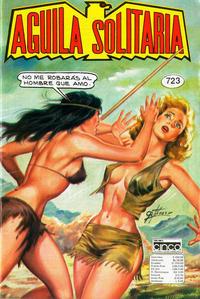 Cover Thumbnail for Aguila Solitaria (Editora Cinco, 1976 ? series) #723