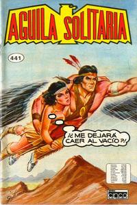 Cover Thumbnail for Aguila Solitaria (Editora Cinco, 1976 ? series) #441