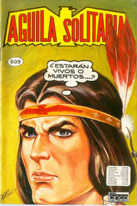 Cover Thumbnail for Aguila Solitaria (Editora Cinco, 1976 ? series) #509